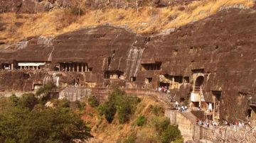 Ajanta Ellora Caves Tours