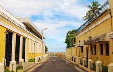 MAHABALIPURAM & PONDICHERRY FOR 5 DAYS