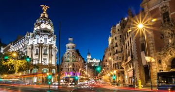 Spanish Wonder Winter Tour Package