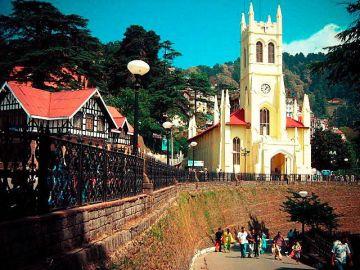 Shimla - Summer Capital Tour Package