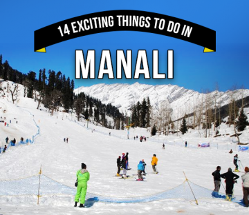 4 Night Shimla Manali
