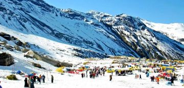 Nature Place Manali With Chandigarh Tour Package
