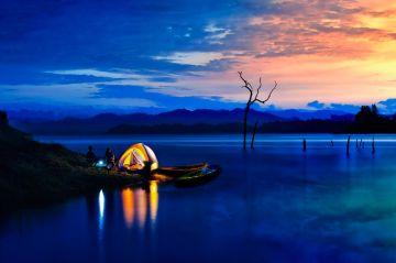 Kanchanaburi Lake Explorer Bangkok Tour Package