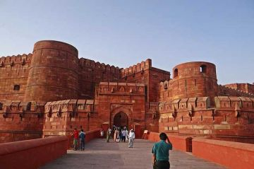 Beauty of Taj Mahal tour Package
