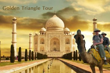 Golden Triangle Agra Tour Package