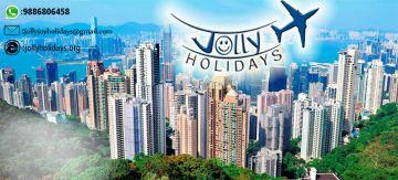 Spectacular Hong Kong Macao & Shenzhen