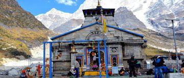 2N 3D Kedarnath Yatra From Haridwar