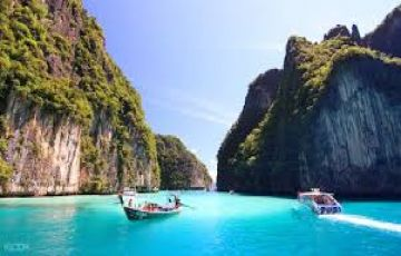 package for Thailand  Phuket , Krabi 4N/5D