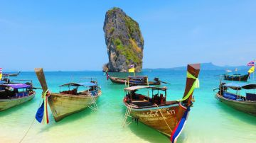 Thailand Tour Package Phuket,Krabi