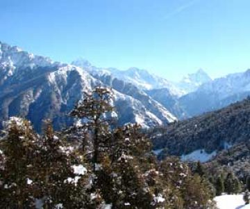 Journey to Delhi Joshimath- Auli- Chopta 4 nights 5 days tour package