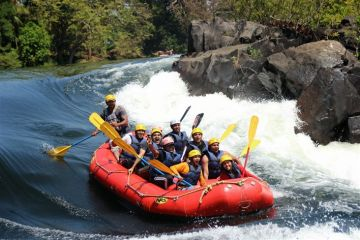 RIVER RAFTING IN DANDELI WITH SUPREME TRAVELERS
