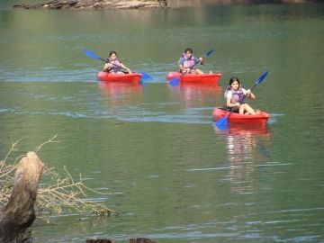 SOME OF THE BEST PLACES TO VISIT IN DANDELI KAYAKING ACTIVITY