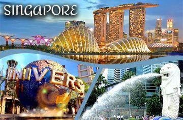 SINGAPORE  6N 3 STAR BELLA TOURS
