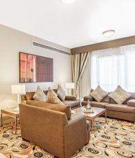 4N5D Golden Sands03 Dubai City Package