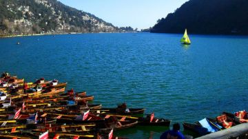 Nainital- Jim Corbett- Rishikesh 4 Nights 5 Days