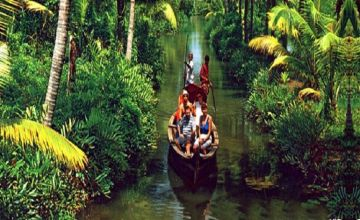 Kerala Luxury Tour Pacakges 8 Day From Pune Mumbai