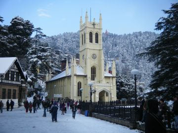 Shimla Honeymoon Tour package