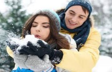 Honeymoon In Snow