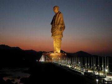 Statue of Unity with Vadodara By KBG