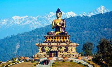 Sikkim Gangtok Lachen Lachung Yumthang Gurudongmar