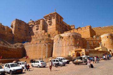 Ahmedabad Mount Abu Udaipur Jodhpur Osiyan Kheechan Jaisalmer Bikaner Pushkar Jaipur Tour