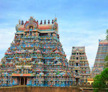 Economy - Tamil Nadu - Beach & Heritage
