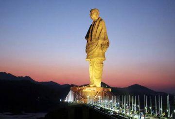 Statue Of Unity Dwarka Somnath Diu Sasan Gir Ahmedabad