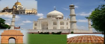 Golden Triangle 2N Delhi-1N Agra-2N Jaipur