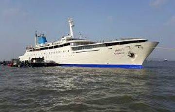 Mumbai to Goa Cruise
