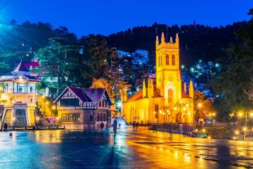 Shimla  Manali Rewalsar Tour Package
