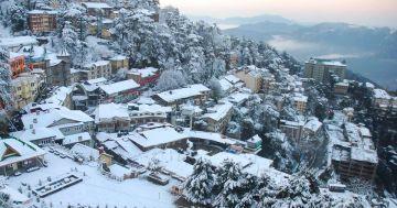 Shimla - Manali Honeymoon Package