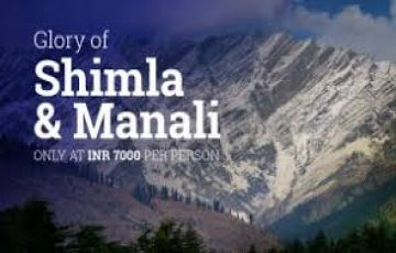 Awesome Himachal Holiday fun from Chandigarh