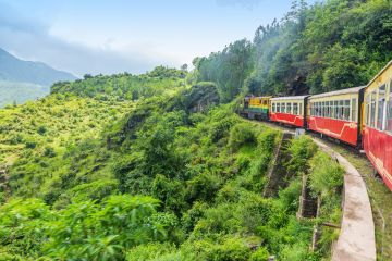 Beautiful Himachal with Chandigarh - Honeymoon Special