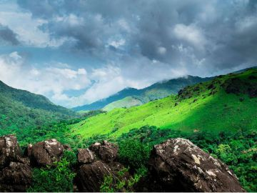 Hills Of South India