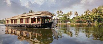 Kerala Hills And Backwater