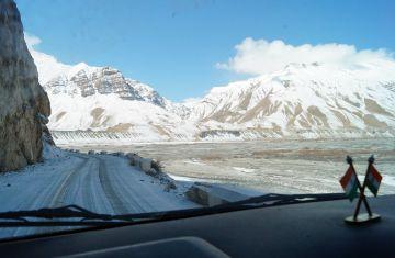 Spiti Snow Expedition