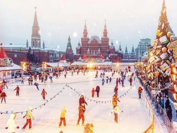ROMANTIC RUSSIA   Valentines Day Package