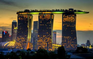 Spectacular Bali & Singapore with Cruise