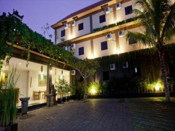 Bali honeymoon with free upgrade to Ocean View Room