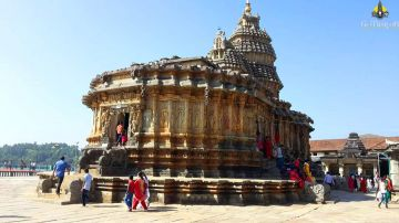 karnataka Temple Package 3N/4D Twin sharing