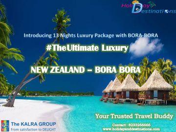 NEW ZEALAND HIGHLIGHTS WITH BORA BORA