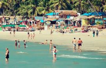 3 Nights / 4 Days Thrilling Goa Tour Package