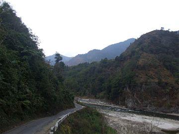 Wonderful Tezpur Tawang Highway