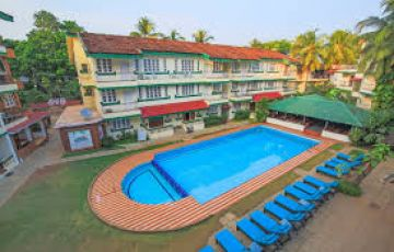 goa holiday tour 4 night