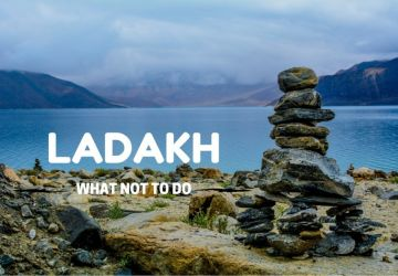 And its LADAKH