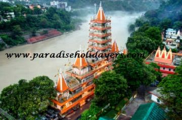 3 Days Haridwar & Rishikesh Tour from Delhi