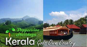 For 4 adults, Kerala Package with Rameswaram via Madurai