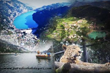 9 Days Exotic Uttrakhand Tour from Delhi