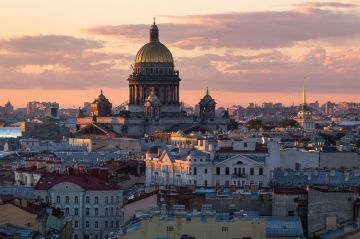 Moscow and St. Petersburg Express Tour
