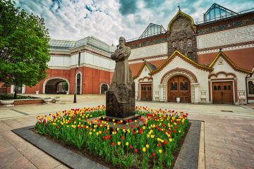 From Moscow to St. Petersburg. Classic Russia Tour Package